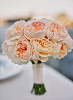 juliet garden rose bouquet if peonys arent in season garden rose will - Garden Rose Bouquet