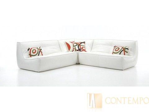 The Rosen sofa by Dellarobbia.
