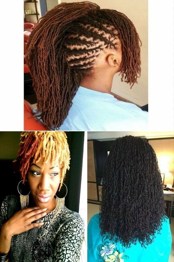 Short Hairstyles For African Hair   Long Hairstyle For ...