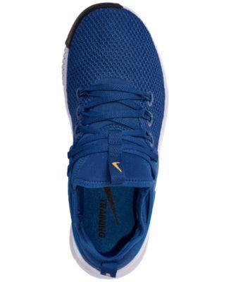 4e91d94e4225 Nike Men s Free Metcon Training Sneakers from Finish Line - Blue 10 ...