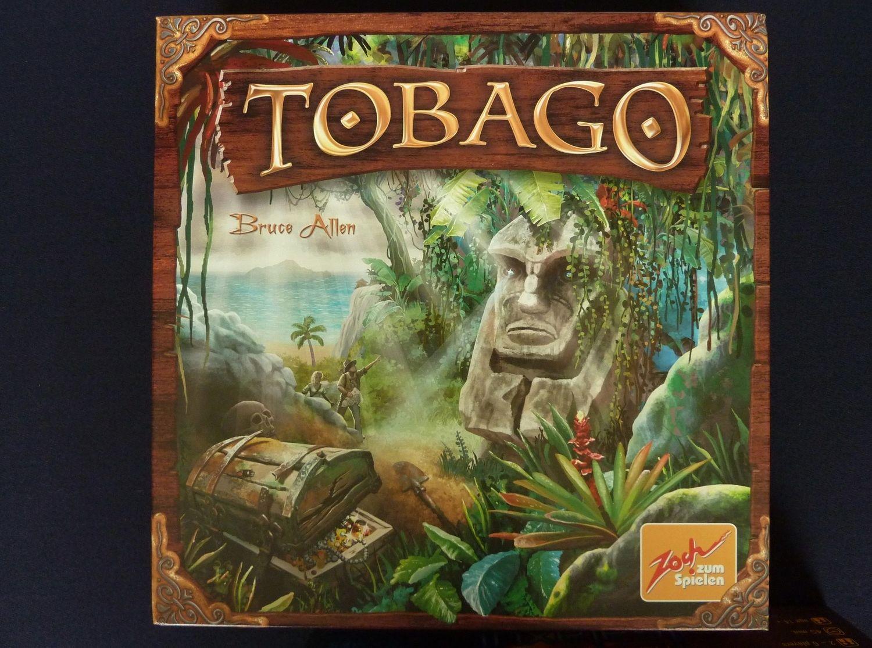 Tobago Games