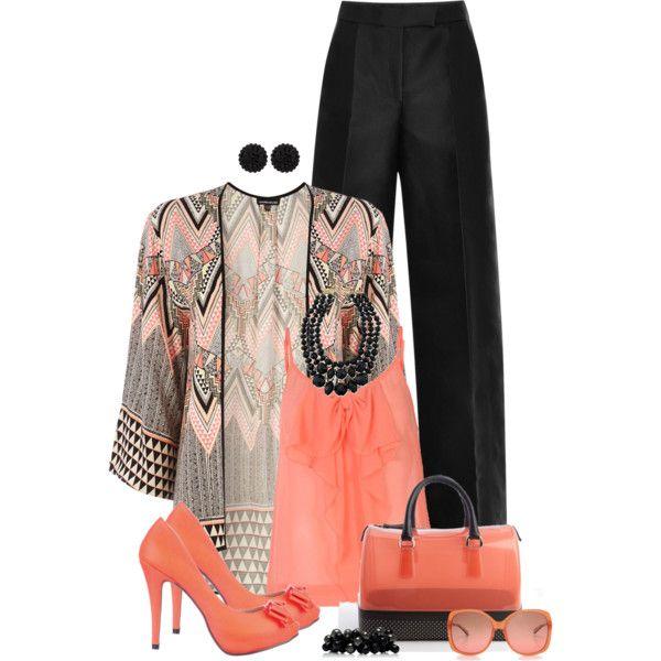 """""""Kimono Jacket"""" by laaudra-rasco on Polyvore"""