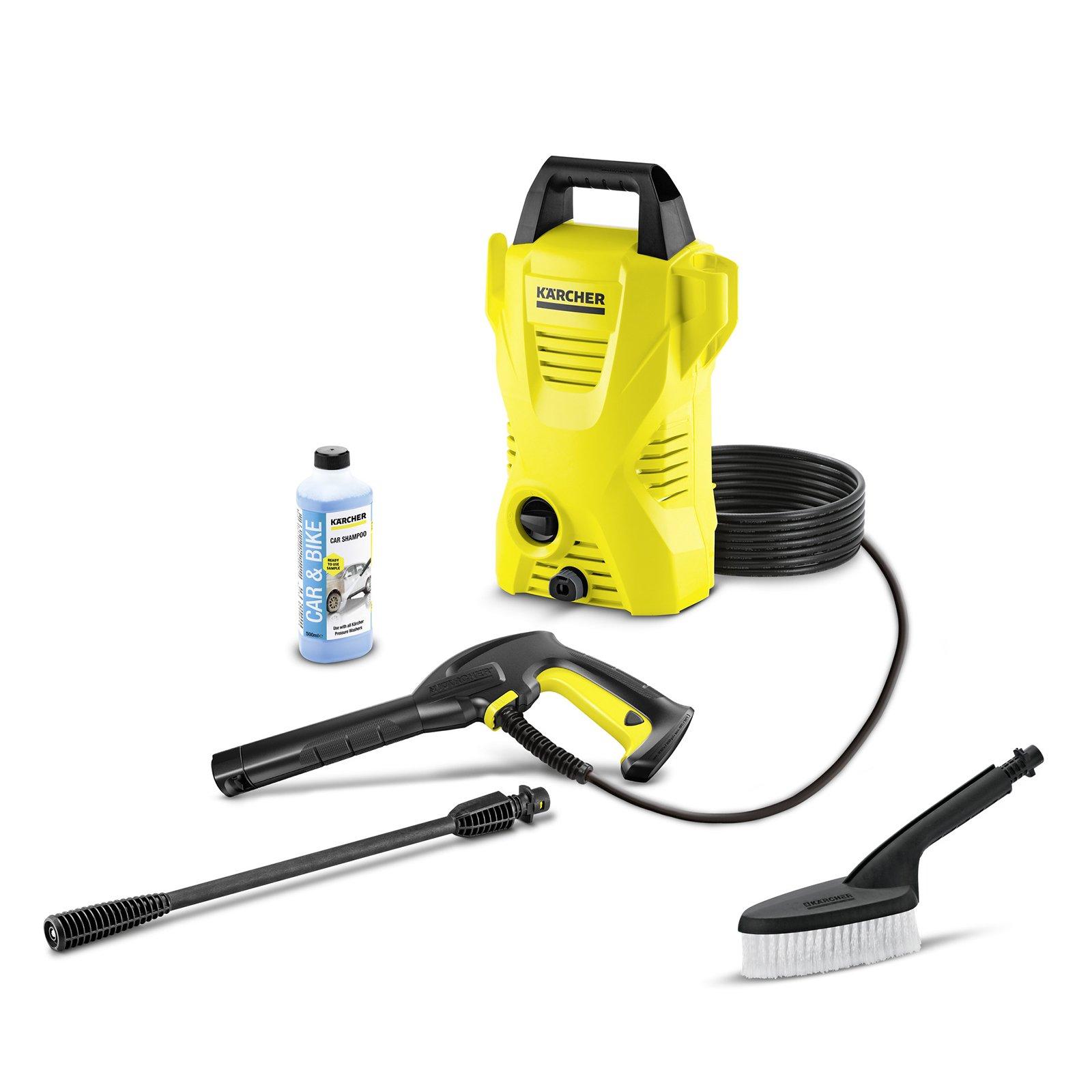 Karcher K2 Basic & Car Kit 1600psi Pressure Washer 1.602