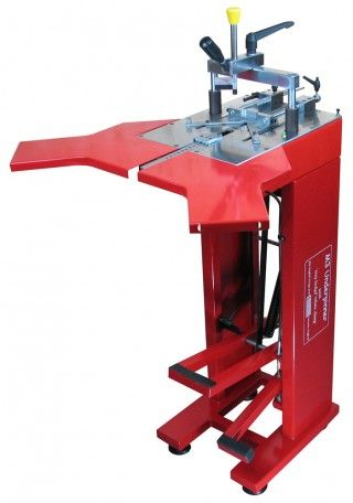 M3 Foot operated ( manual ) underpinner ( v nailer ) | Picture ...
