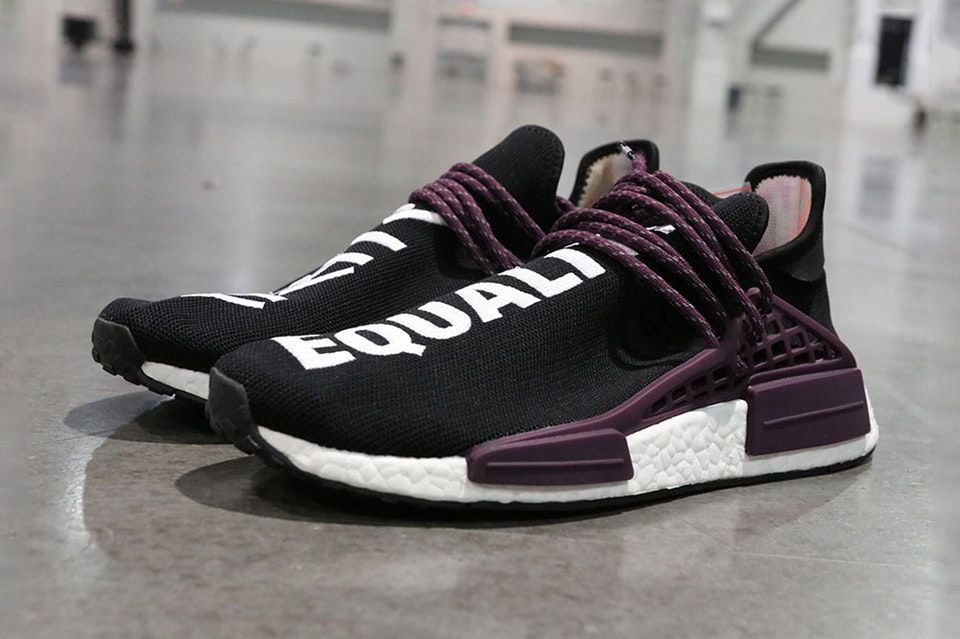 e514b120e4bd8 A Closer Look at the Pharrell x adidas Hu NMD