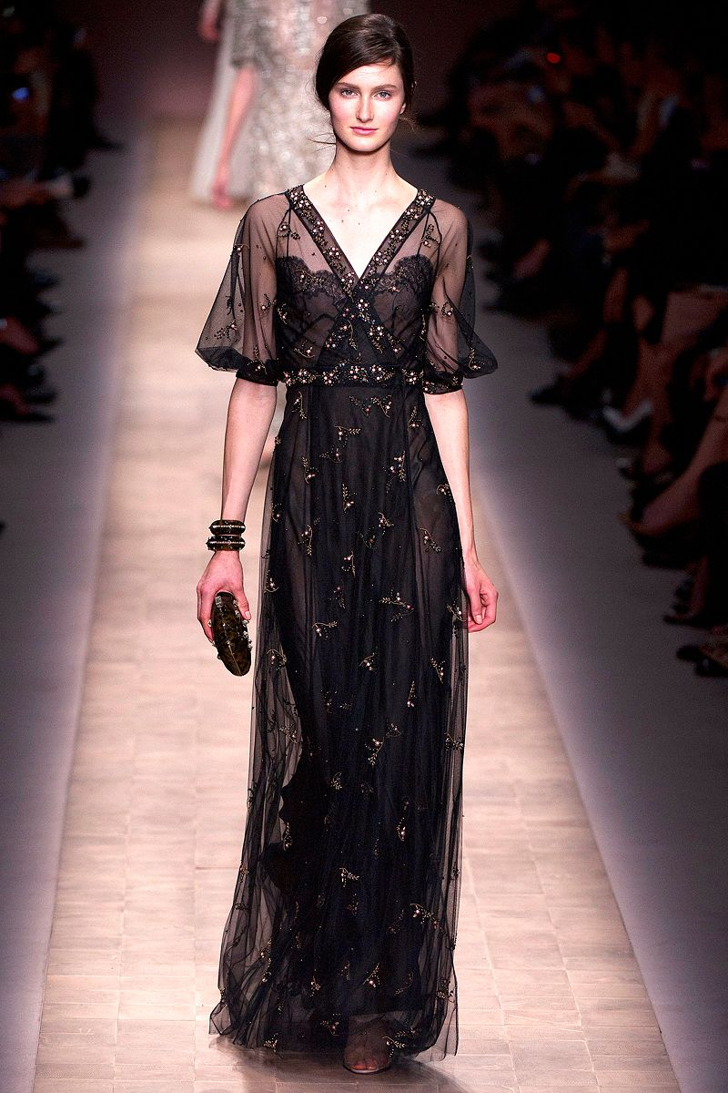 Valentino Spring 2013 RTW - Review - Fashion Week - Runway, Fashion ...