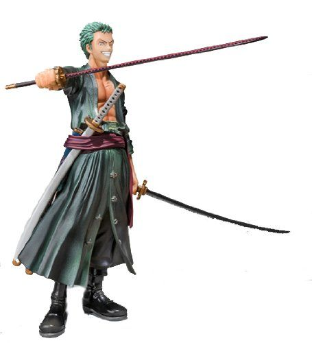 "One Piece Figurine Zoro Figuarts Zero ""exclusivité Tamashii"" - Manga/One Piece - Style-Manga"