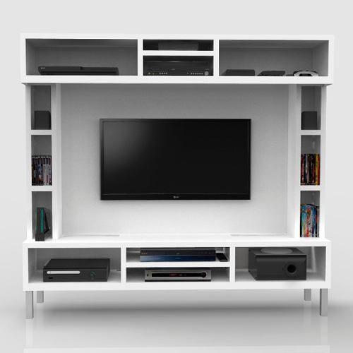 centro entretenimiento, mueble para tv, salas, mobydec, maa  Ideas