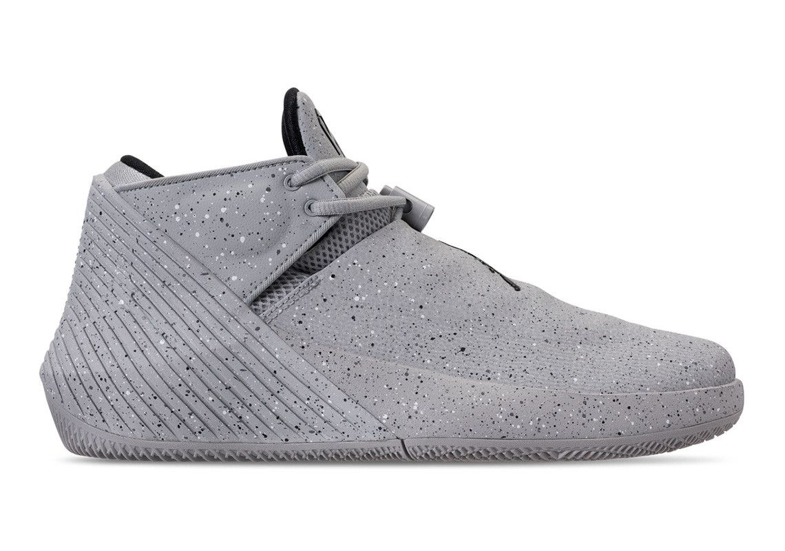 d20adf6a6c8 Russell Westbrooks New Jordan Low-Top Signature Shoe Is Coming In Light  Smoke