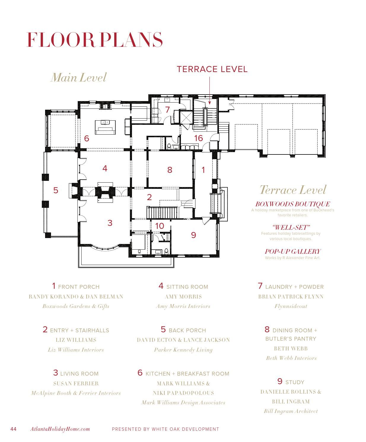 Atlanta homes lifestyles november 2014 issue elevation for Atlanta home plans