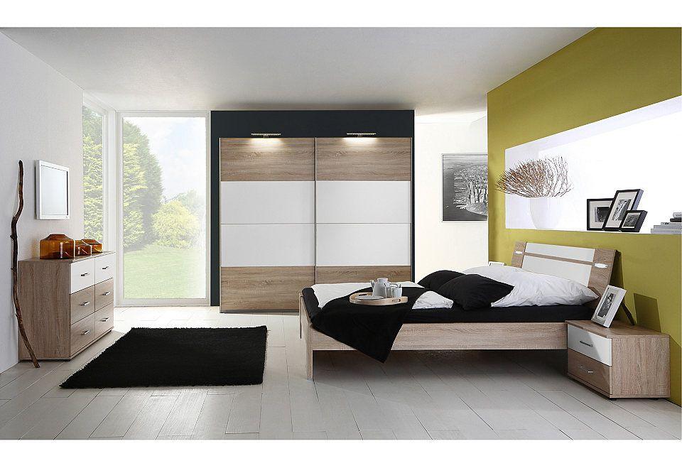 Wimex Schlafzimmer-Set (4-tlg) Jetzt bestellen unter   - schlafzimmer braun weiß