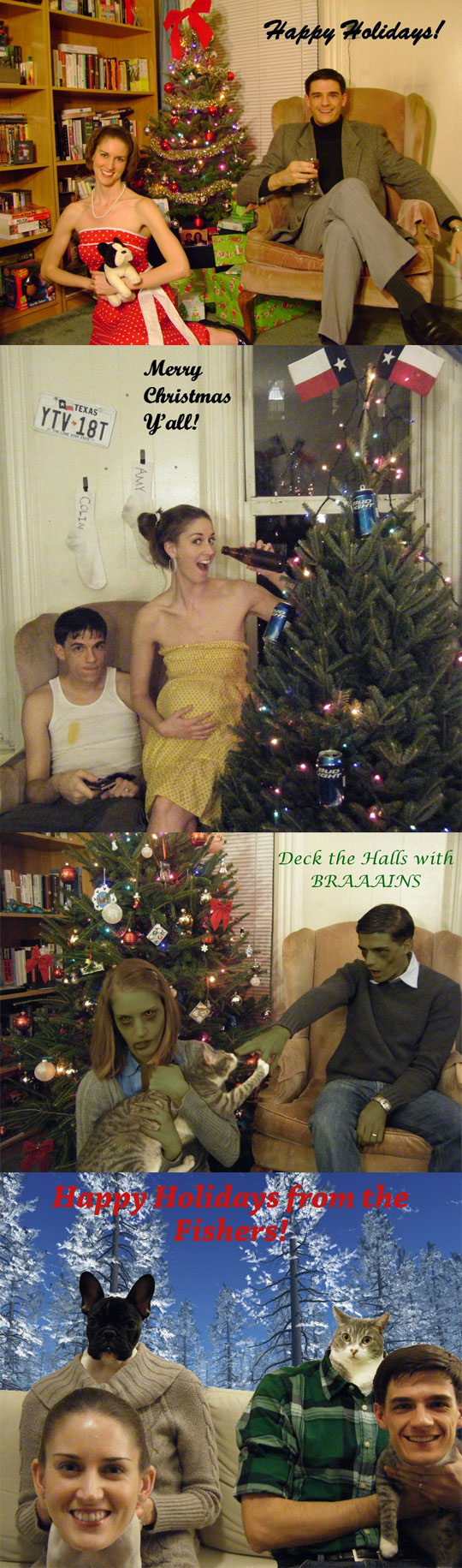 List of Pinterest redneck christmas card hilarious pictures ...