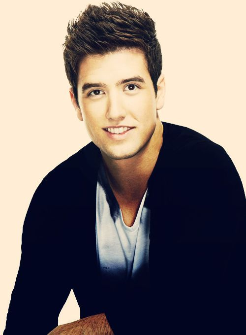 Logan Henderson. | Boys Who Wouldn't Even Have to Ask ...