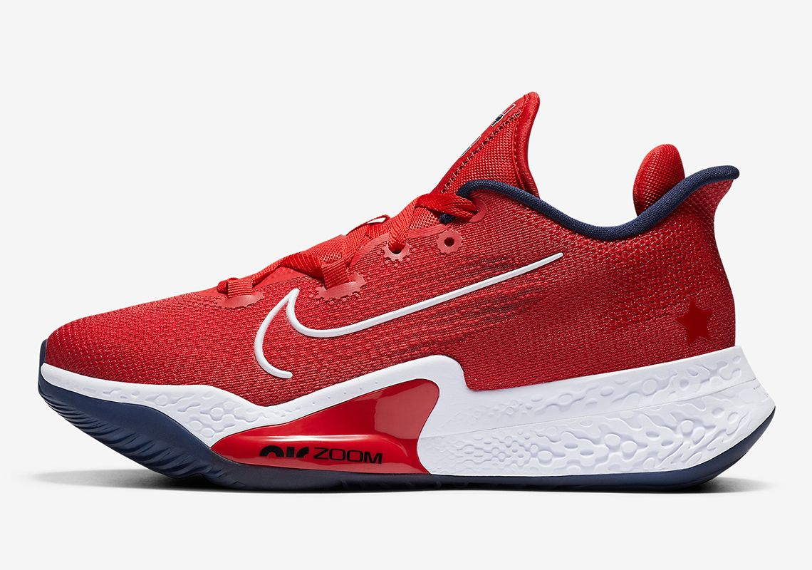 Nike Air Zoom Bb Nxt Usa Ck5707 600 Release Info Sneakernews Com In 2020 Nike Air Nike Air Zoom Nike