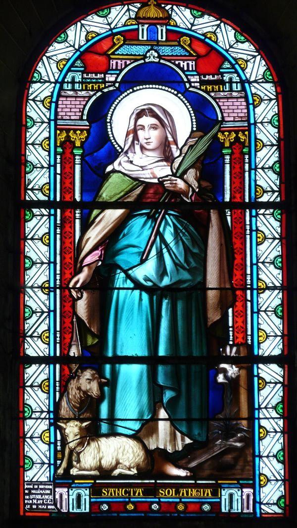 """Résultat de recherche d'images pour """"Icône de Sainte Solange"""""""