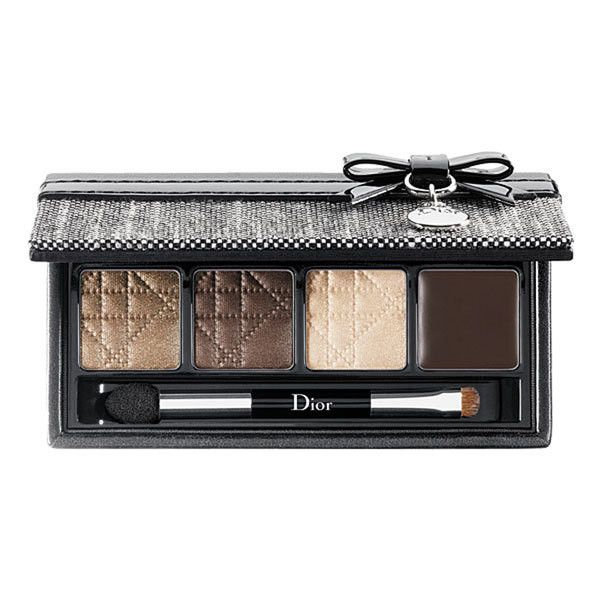 Dior 'Backstage Expert' Holiday Eye Palette (150 BRL) ❤ liked on Polyvore featuring beauty products, makeup, eye makeup, eyeshadow, beauty, cosmetics, accessories, women, christian dior and palette eyeshadow