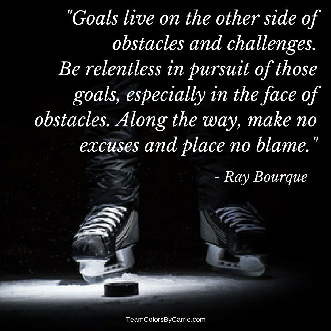 25 Of The Greatest Hockey Quotes Ever Hockey Quotes Hockey Inspirational Quotes Hockey Mom Quote
