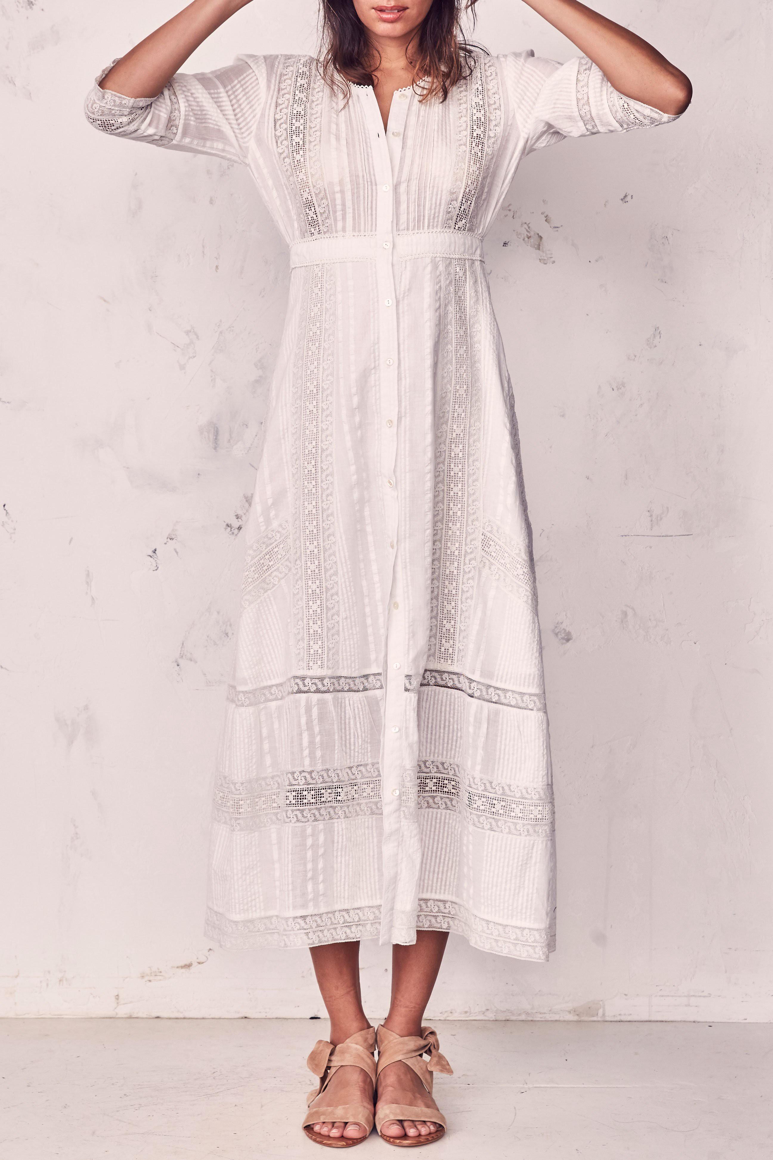 Loveshackfancy Desert Victorian Maxi Dress 6 Casual Dresses For Women Dresses Womens Dresses [ 3891 x 2593 Pixel ]