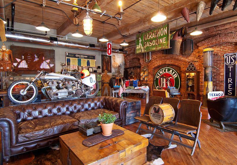 Antique Archaeology in Nashville - the shop owned by the guys from American  Pickers - Antique Archaeology In Nashville - The Shop Owned By The Guys From