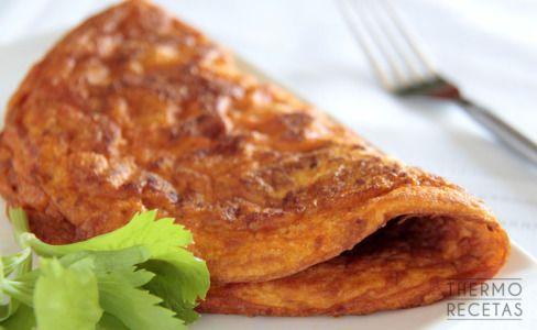 Tortilla mallorquina