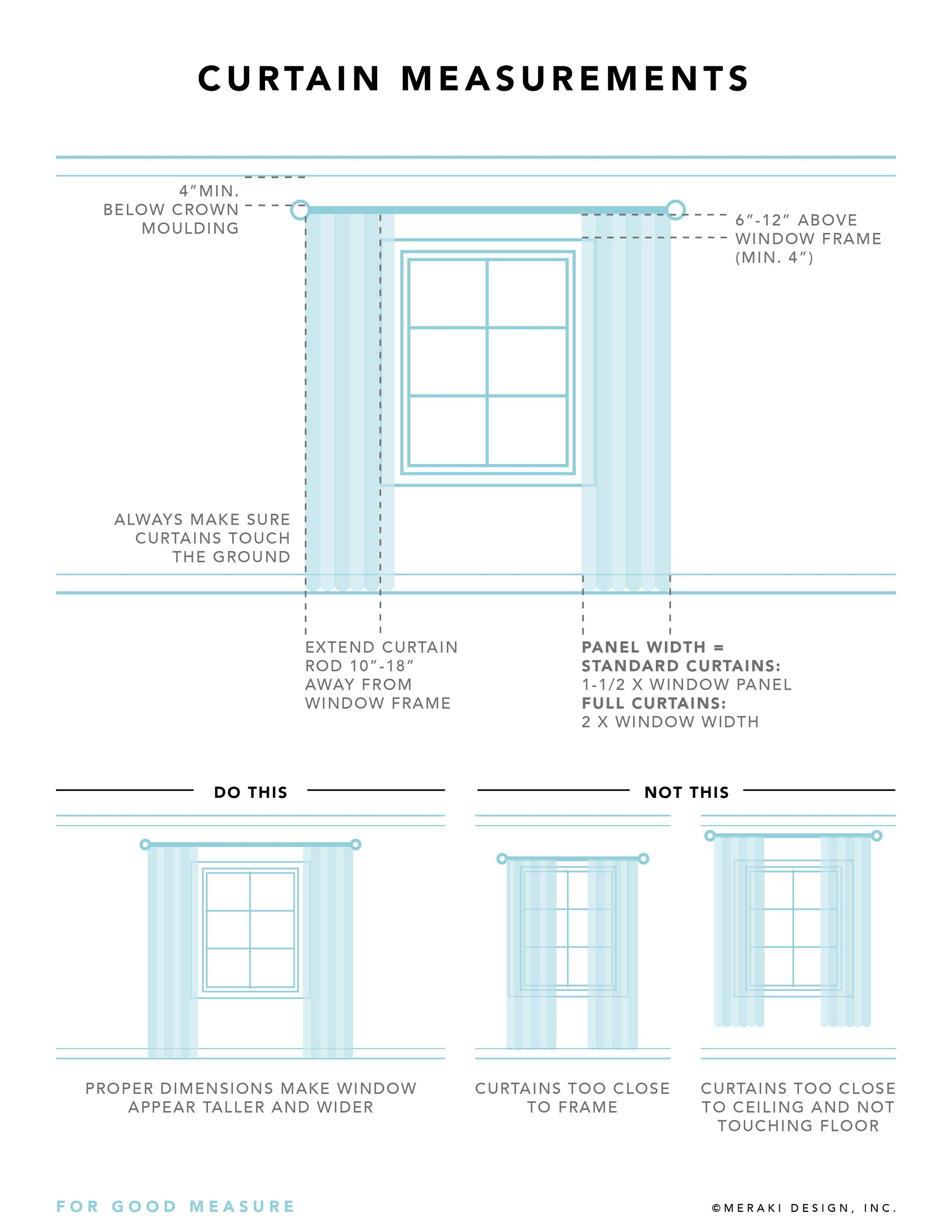 Interior Design Measurements That Will Turn You Into A