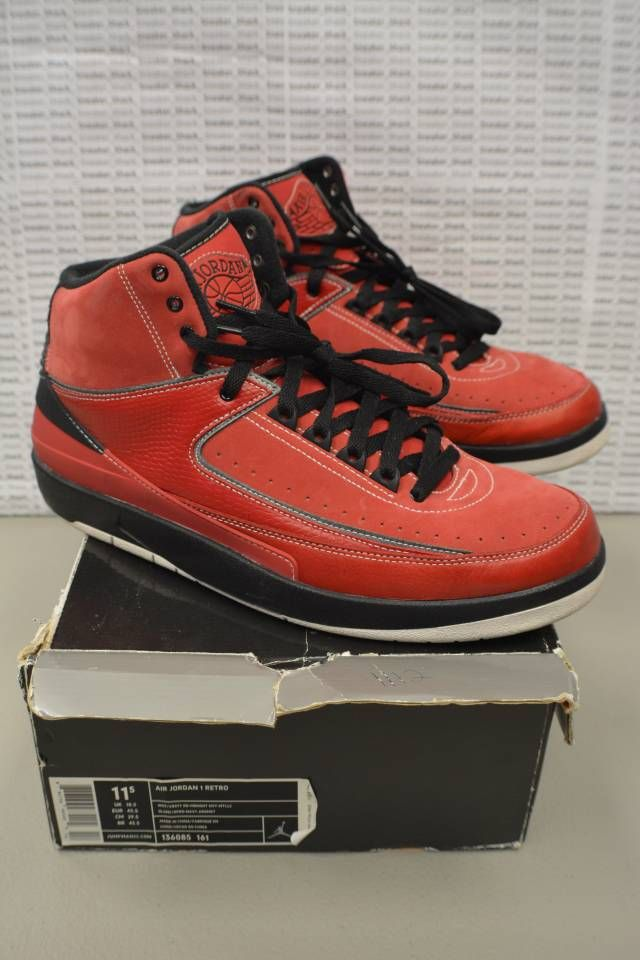 2010 Nike Air Jordan Retro 2 QS Candy Pack 395709 601 Sz 11 | Kixify  Marketplace