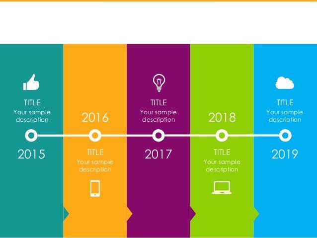 תוצאת תמונה עבור best timelines design 2017 Tracker - sample powerpoint timeline