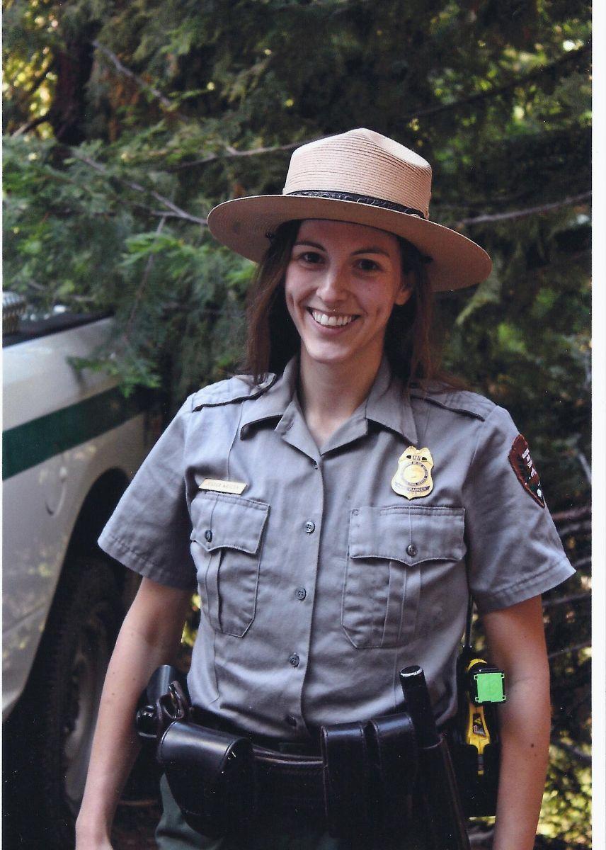 Parks Law Enforcement Academy Park ranger, Police women