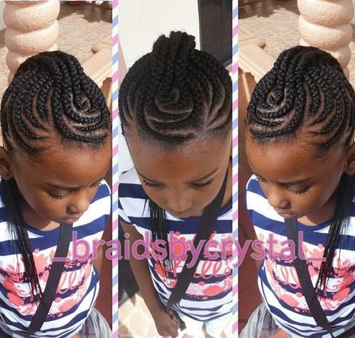 Fantastic 1000 Images About Kids Braid Hairstyles On Pinterest Grow Long Hairstyle Inspiration Daily Dogsangcom
