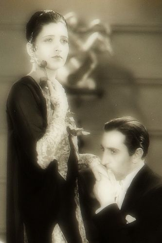 Basil Rathbone, Kay Francis from A Notorious Affair (1930)
