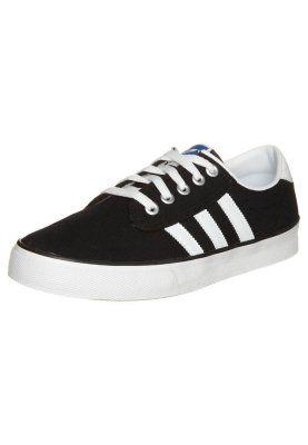 adidas Originals KIEL - Sneakers laag - Zwart - Zalando.nl