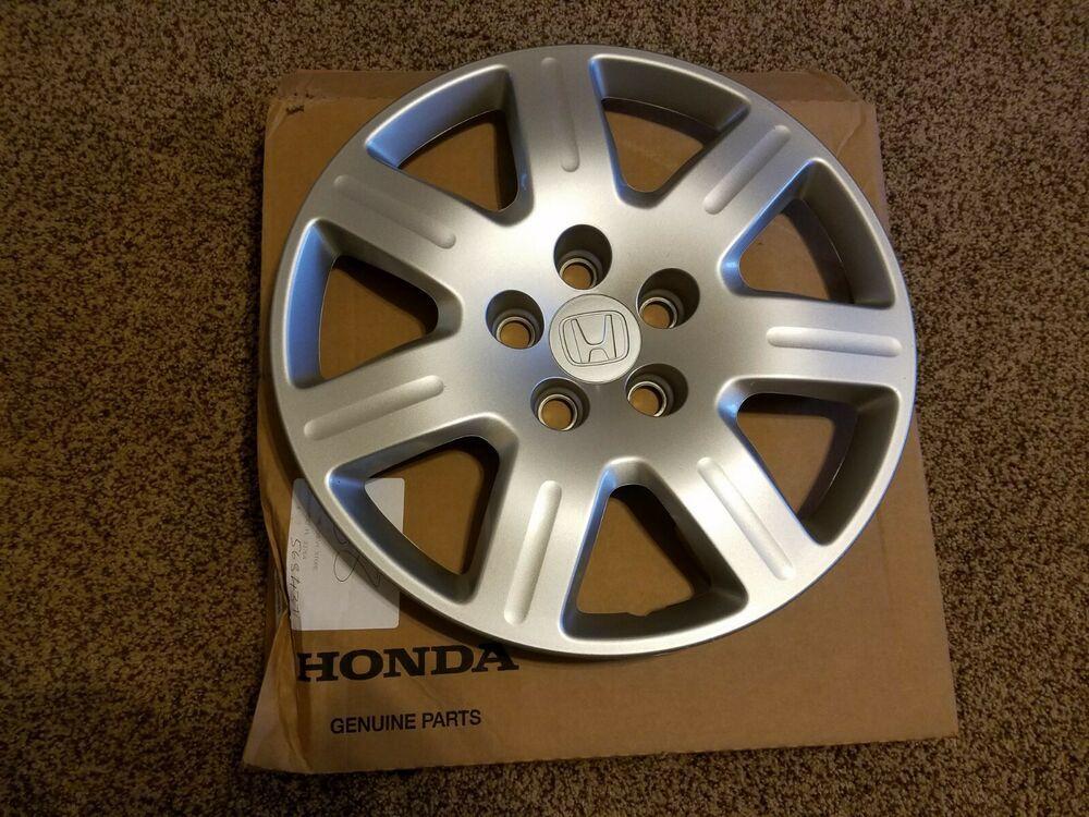 """2006-2011 HONDA CIVIC 16/"""" OEM  HUBCAP WHEEL COVER  44733-SNE-A10"""