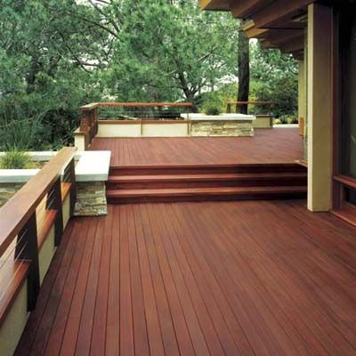 All About Exterior Stain