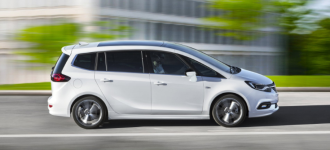 Opel Zafira 2019 New Look More Features
