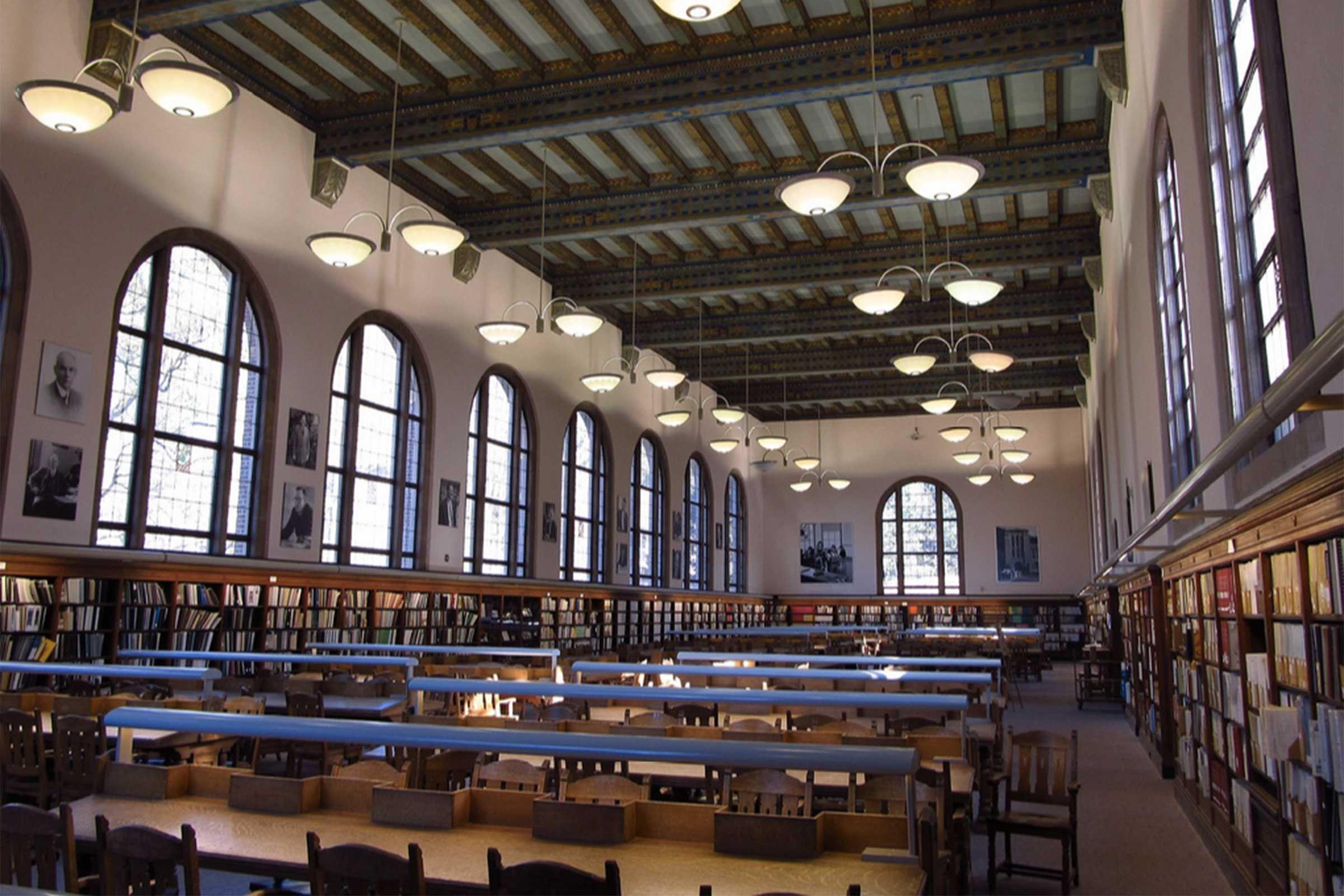 The Most Impressive Library In Every State Western Washington University University Of Washington Bellingham