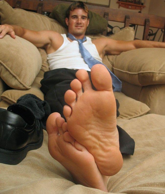 Japanese gay foot fetish