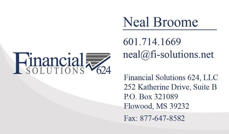 Logo and business card design for neal broome a financial advisor in logo and business card design for neal broome a financial advisor in jackson ms colourmoves