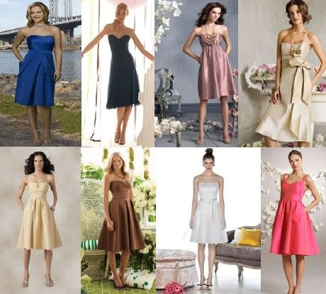 Tail Dresses For Pear Shaped
