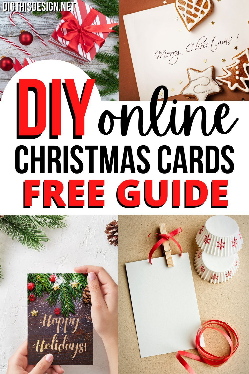 How To Create Your Own Christmas Cards Quickly Online Dig This Design Christmas Cards Free Christmas Card Online Christmas Cards