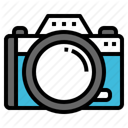 Photographer And Designer Gadget Filled Outline Icons By Zirsolostudio Outline Design Photographer