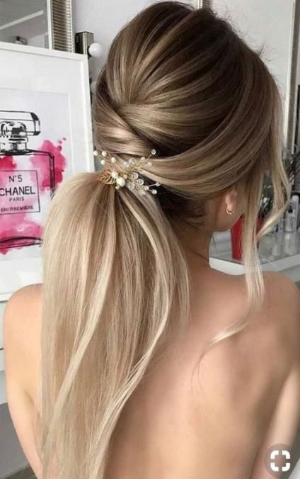 33 Ideas Hair Styles Fancy Updo Up Dos For 2019 Hair Styles Wedding Hair Trends Cute Wedding Hairstyles