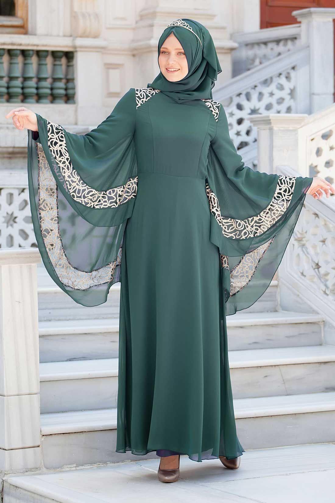 Abiye Tesettur Giyim Gunumuzde Kapali Bayanlarin Abiye Tercih Etmis Oldugu Giyim Cesididir Tesettur Abiye Tesettur Elbise Ab Moda Stilleri Kadin Olmak Elbise