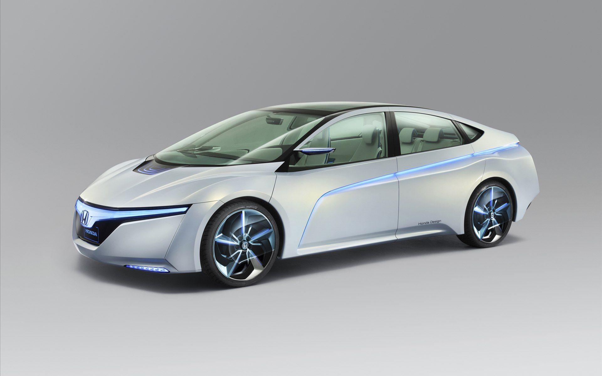 honda concept car tokyo auto show 2011 wallpaper
