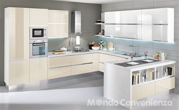 Mondo Convenienza - La nostra forza è il prezzo | Kitchen idea in ...
