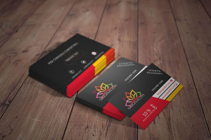 Design professional and attractive business card by jazzymoon design professional and attractive business card by jazzymoon colourmoves
