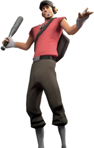 Scout Official Tf2 Wiki Official Team Fortress Wiki Team Fortress Team Fortress 2 Fortress 2