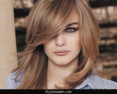 Medium Haircuts Round Face Http Styleswomen
