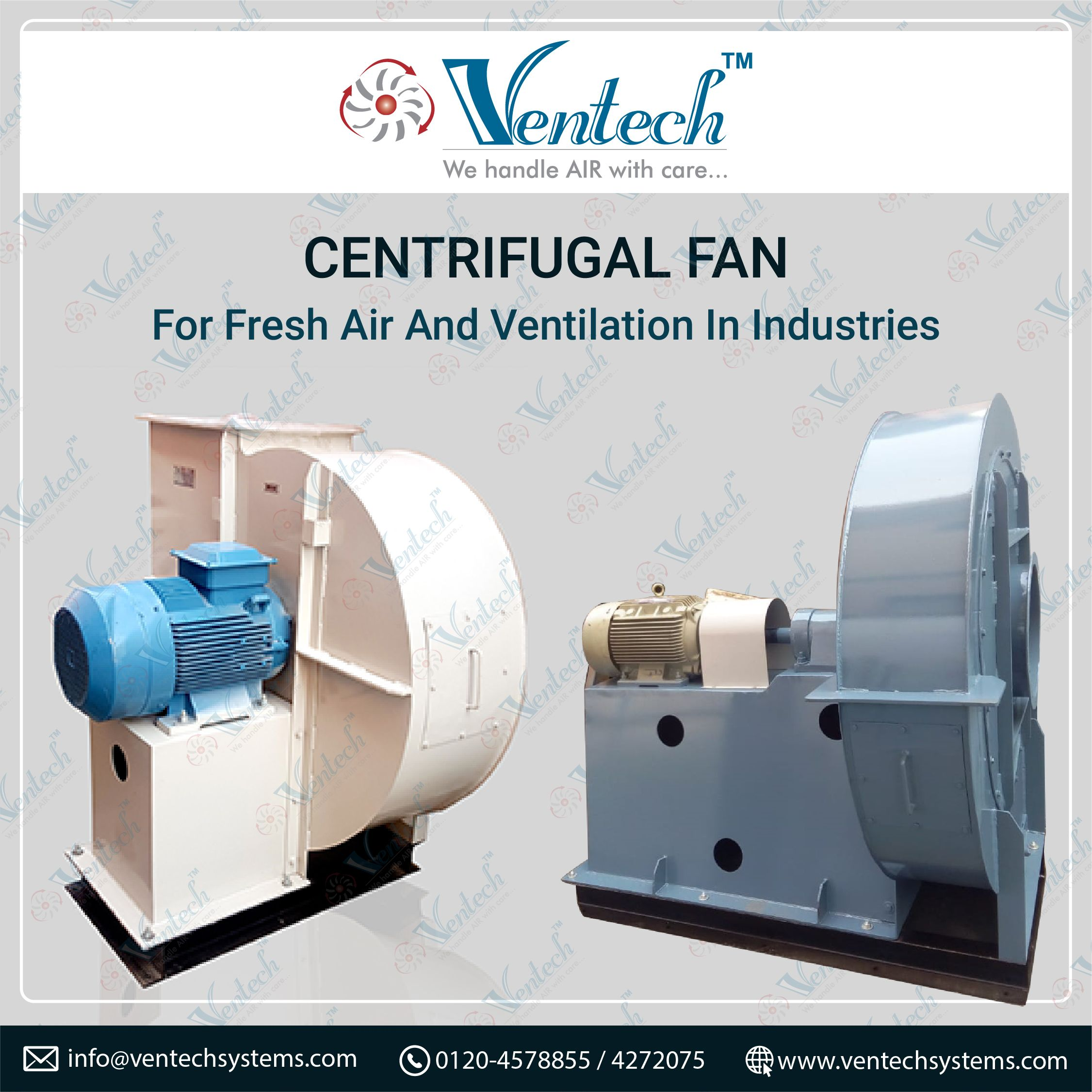 Ventech Systems provides highly efficient Air handling