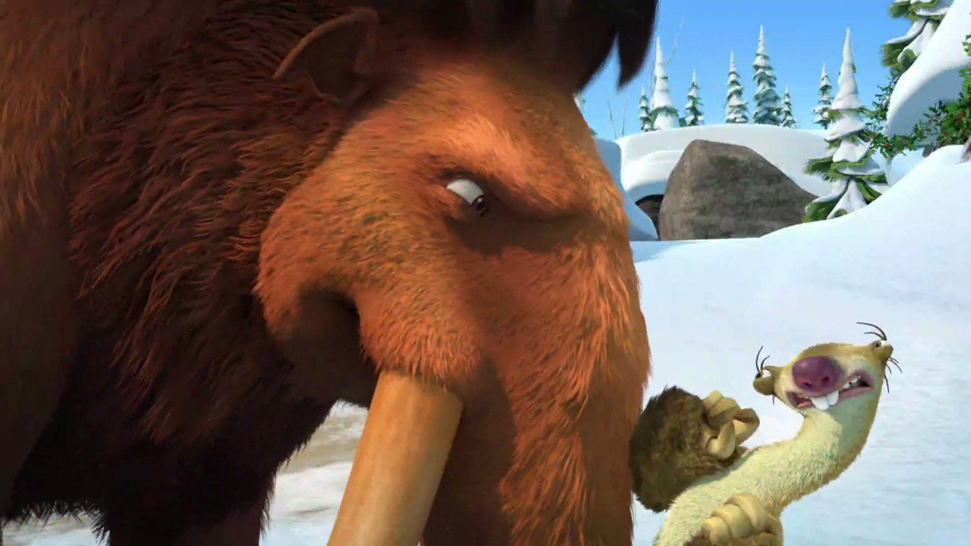 Ice Age A Mammoth Christmas.Ice Age A Mammoth Christmas 2011 Animation Screencaps