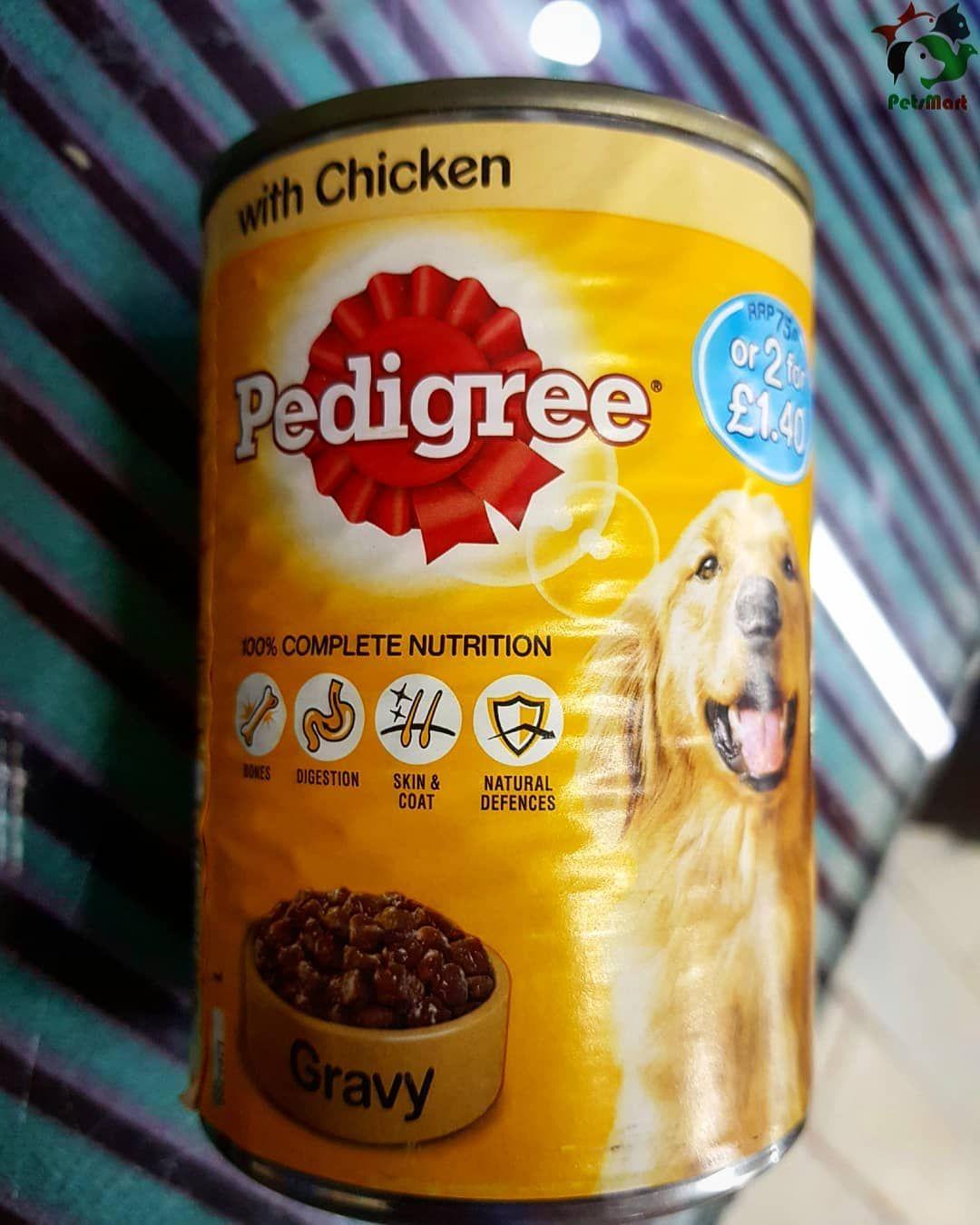 Pedigree Dog Food Available At Petsmartpk Home Qualities 1